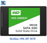Ổ cứng SSD 480GB WD GREEN (WDS480G2G0A)